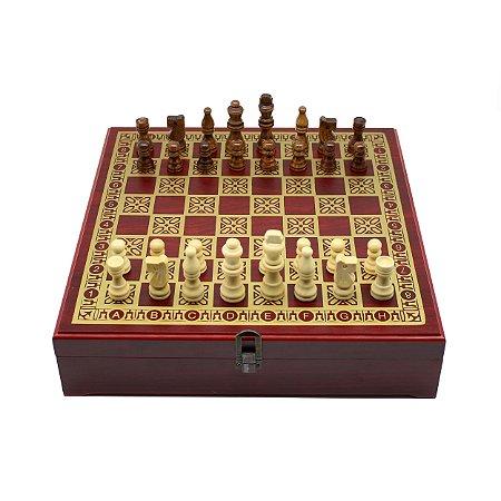 Jogo de Xadrez 30x30