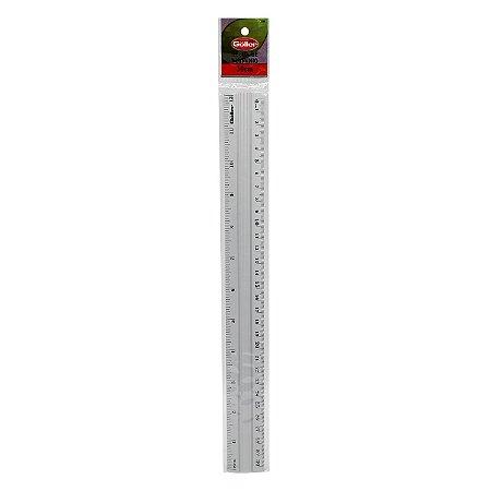 Régua Alumínio 30cm