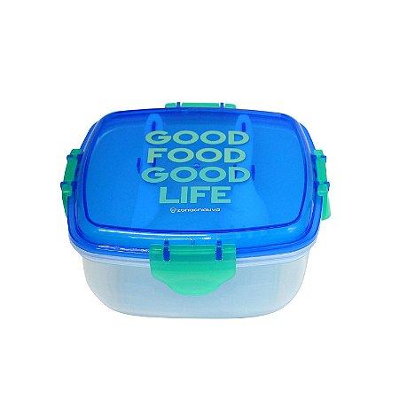 "Lunch Box Térmica ""Good Food, Good Life"""