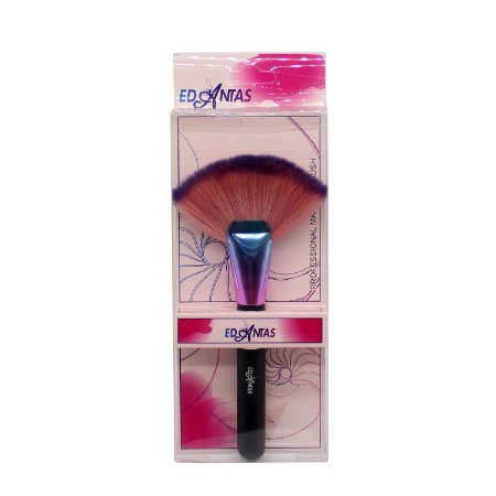 Pincel p/ Maquiagem Leque SZ-176