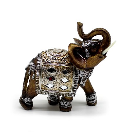 Enfeite de Resina Elefante TELF-D300