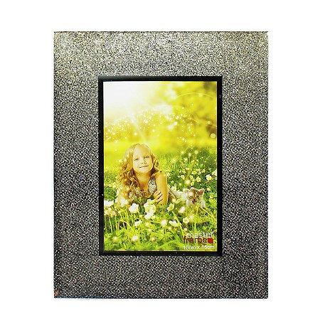 Porta Retrato Espelhado com Glitter 10x15