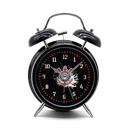 Relógio Despertador Corinthians