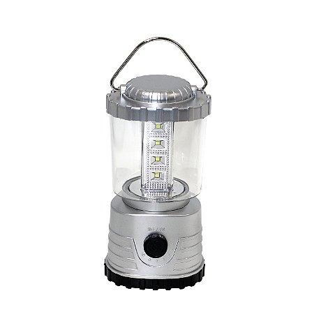 Lanterna Tipo Lampião 12 LEDs
