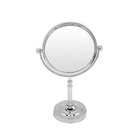 Espelho c/ Pedestal Dupla Face 5215