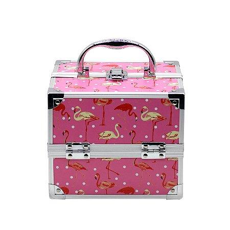 Maleta Flamingo HC82351