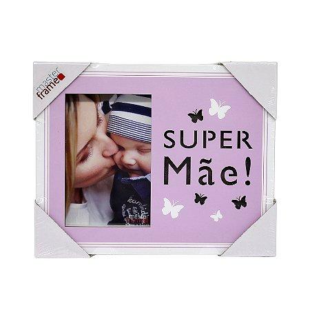 Porta Retrato c/ LED Super Mãe