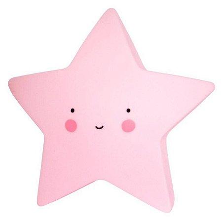 Luminária Infantil Estrela