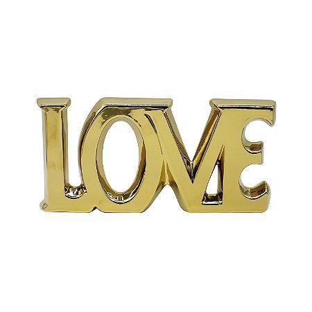 Enfeite Decorativo Grande LOVE