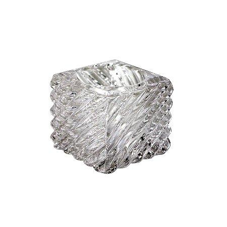 Castiçal de Vidro RMI4213