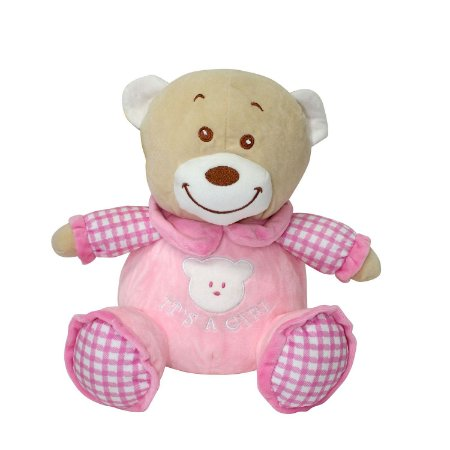 Urso Pelúcia It,s a Girl/ Boy