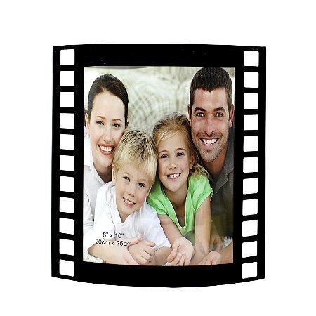 Porta Retrato Filme Curvo Vertical 20x25