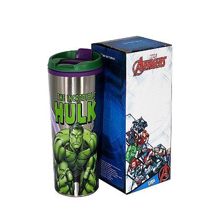 Copo Viagem Hulk 450ml