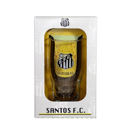 Copo Draft Santos 410ml