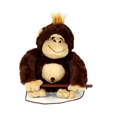 Macaco de Pelúcia que Assovia