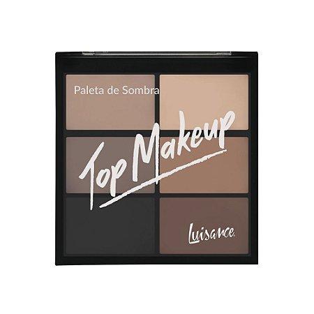 Paleta de Sombras Top Makeup - Luisance