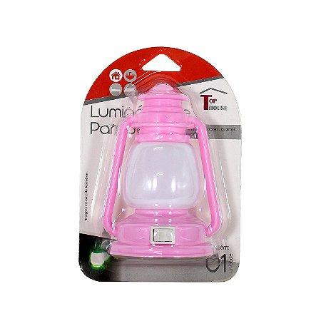 Luminária de Parede Lampião