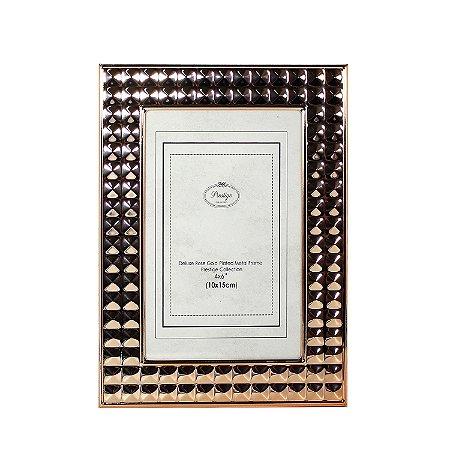 Porta Retrato em Aço Diamond 10x15