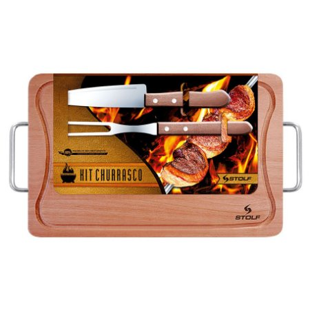 Kit Churrasco 39x25cm