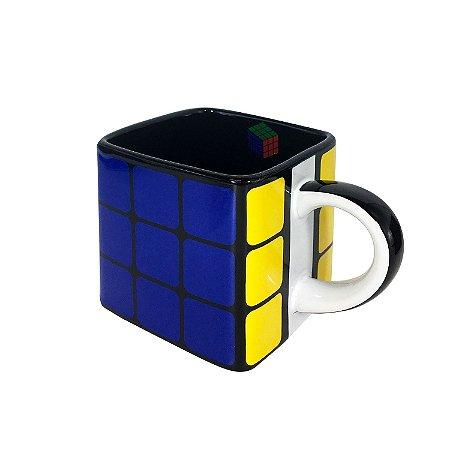 Caneca Cubo Rubiks 300ml