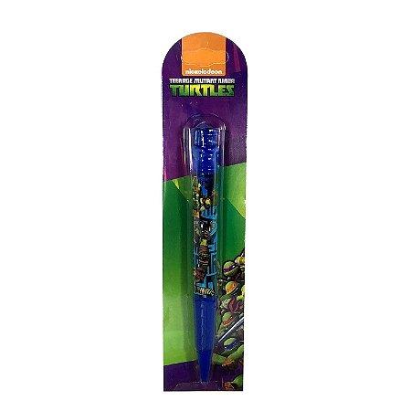 Caneta Roller Pen Tartarugas Ninjas
