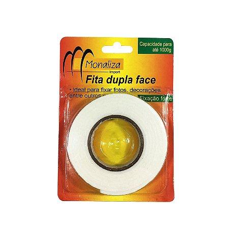 Fita Dupla Face 1,8cm x 120cm