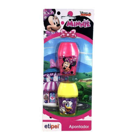 Kit 2 Apontadores Minnie