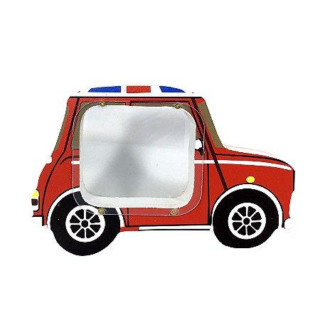 Cofre Transparente Carro