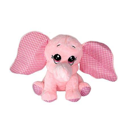 Elefantinho de Pelúcia 19cm