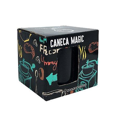 Caneca Magic Coffee 300ml