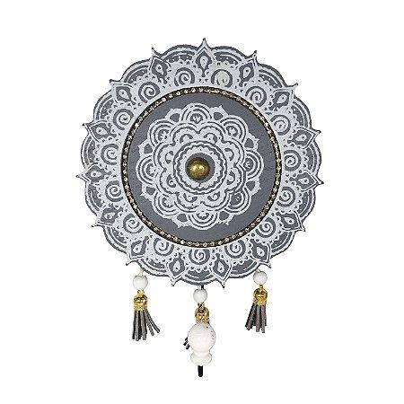 Gancho Decorativo Mandala