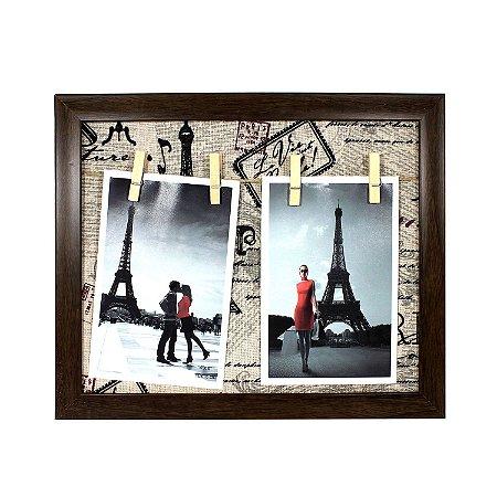 Porta Retrato 2 Fotos - cod. MG-6991