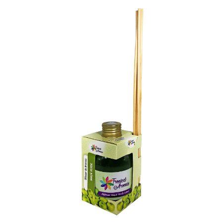 Difusor de Ambiente 250ml - Maçã Verde