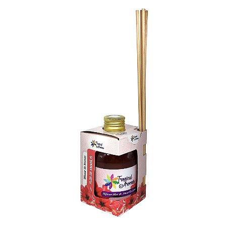 Difusor de Ambiente 250ml - Flor de Amarílis