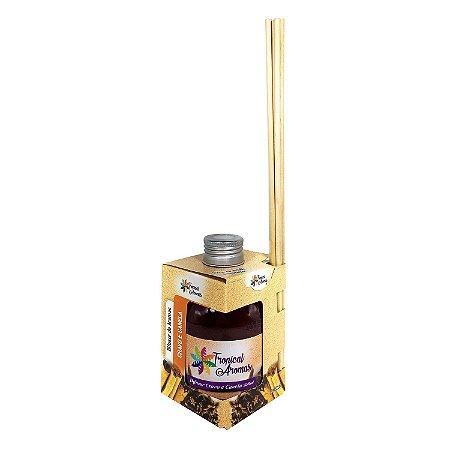 Difusor de Ambiente 250ml - Cravo e Canela
