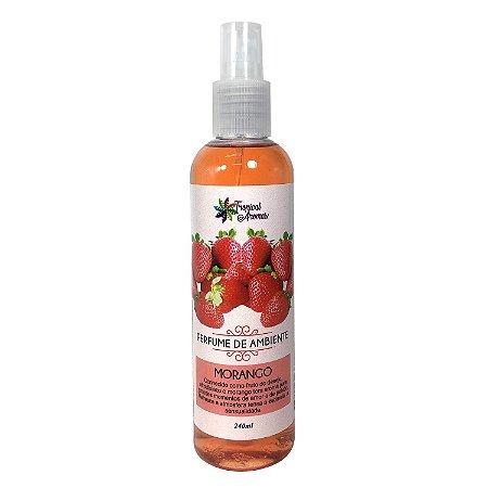 Perfume de Ambiente 240ml - Morango