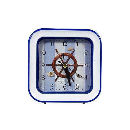 Relógio de Mesa Navy