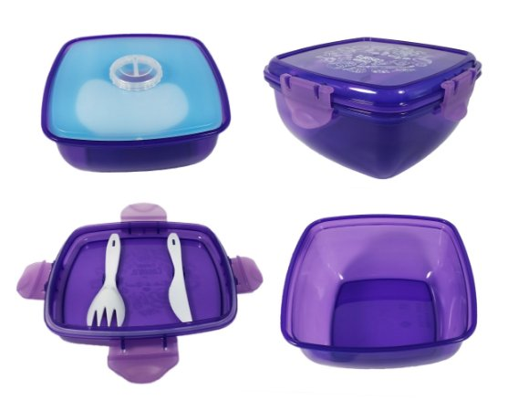 Marmita Lancheira Térmica Lunch Box