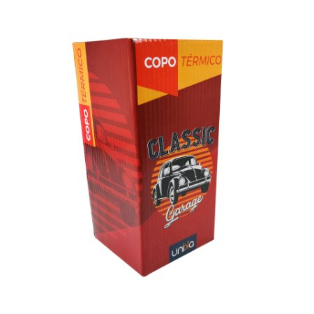 Copo Térmico Classic Garage 400ML
