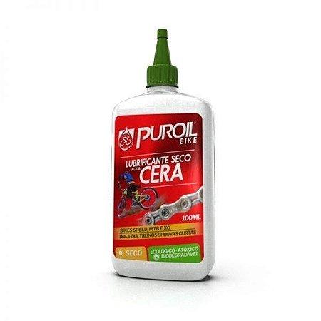 Oleo Lubrificante para Corrente Seco Aqua Cera - PUROIL