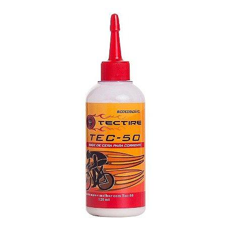 Oleo Lubrificante para Corrente Cera 120ml - TECTIRE