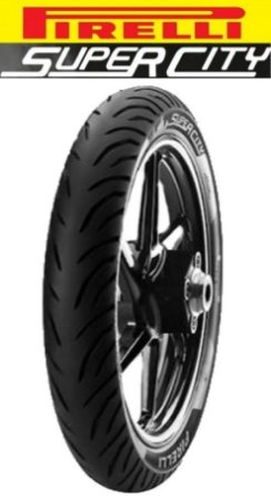 PNEU T 18 100/90 PIRELLI TL SUPER CITY