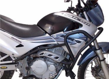 PROTETOR DO MOTOR COM PEDAL NX 400 COYOTE