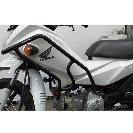 PROTETOR DO MOTOR COM PEDAL POP 110 COYOTE