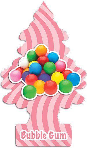 Aromatizantes Little Trees- Bubble Gum
