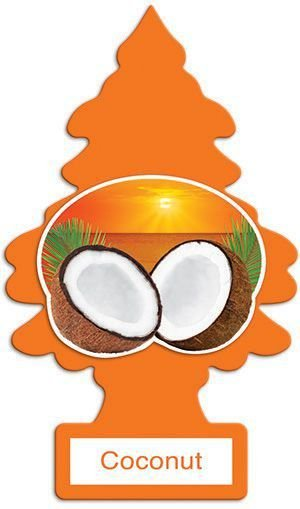 Aromatizantes Little Trees- Coconut