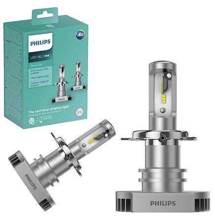 Par Lâmpada Philips Led Ultinon 6200k