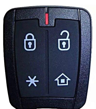 Carcaça Controle Alarme Positron Px42