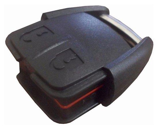 Carcaça Chave Frente E Verso Gm Corsa Montana Agile 2 Botões