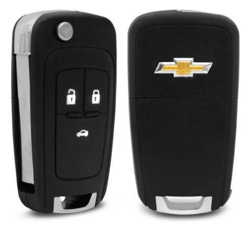 Carcaça Chave GM Adaptação Celta 3 Botões